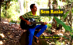 Romaryw a tocar música Sem Razão